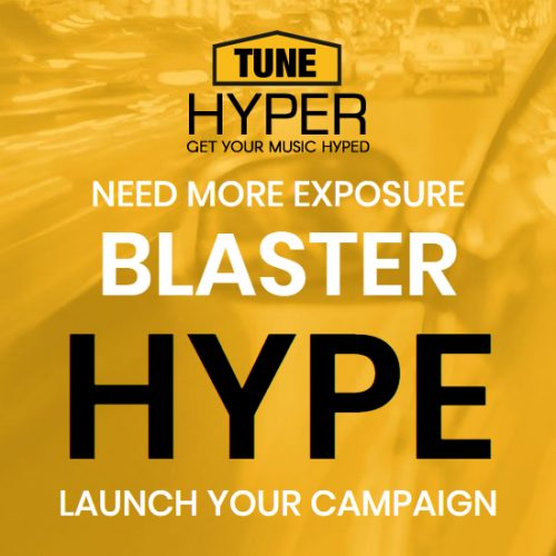 Blaster Hype Promo - tunehyper.com